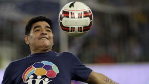 Möglicher Sohn will Maradona-Leiche wieder ausgraben lassen
