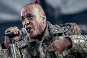 Rammstein-Sänger Till Lindemann mit neuem Solo-Projekt