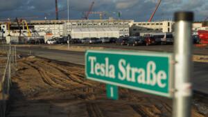 Brandenburg wirbt für Arbeitsplatzchancen mit Tesla-Fabrik