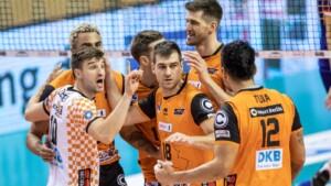 BR Volleys betreiben mit 3:0 gegen Frankfurt Wiedergutmachung