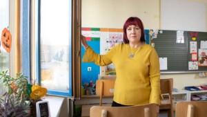 Berliner Schulleiterin findet Maskenpflicht nicht schlimm
