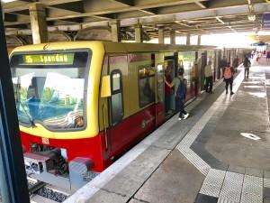 Verspätung und Ausfälle bei der S-Bahn wegen Signalstörung