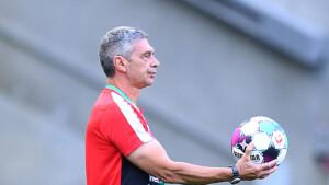 Altglienicke-Coach Heine: Acht Punkte sind nicht uneinholbar …