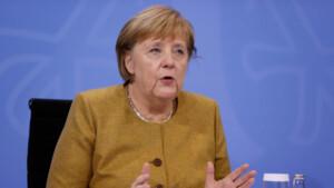 Merkel kritisiert Hotelöffnungen über Weihnachten in einigen Ländern