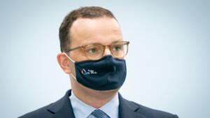 Spahn: Ausgabe von FFP2-Masken an Risikogruppen kann sich hinziehen