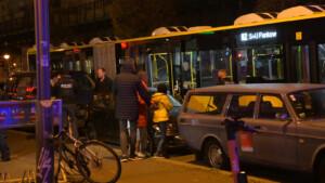Wohnungsbrand in Prenzlauer Berg – Bewohner in BVG-Bus in Sicherheit gebracht
