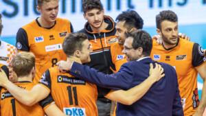 """Volleys-Boss Niroomand nach 3:0 – """"Zusammenhalt war da"""""""