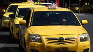 Griechisches Ehepaar nimmt Taxi – macht 600 Euro Strafe!