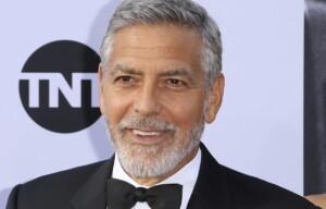 George Clooney freut sich auf die Rückkehr in den Kinosaal