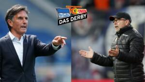 """Labbadia vor Derby: """"Nicht so viel über Union sprechen"""""""