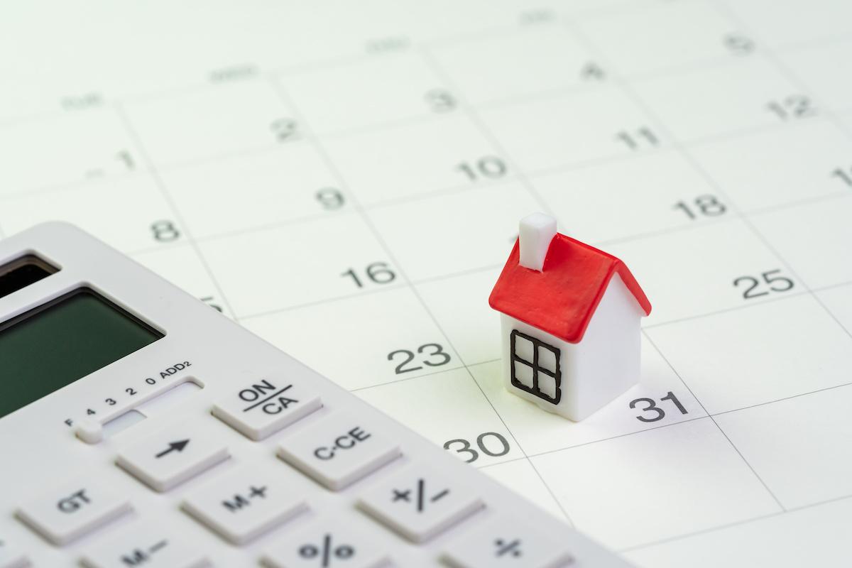 Winzige Häuser sind große Gewinner im Jahr 2020