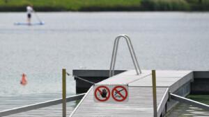 Gesperrte Badestellen in Brandenburg öffnen wieder
