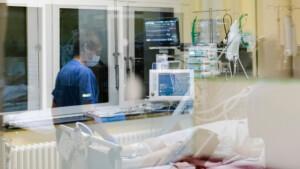 Höchstwert bei Corona-Patienten auf Intensivstation