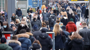 Ansturm auf Geschäfte bleibt am Adventssamstag in Berlin aus