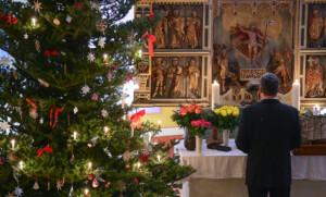 Gottesdienst auf Vorbestellung: Was Brandenburgs Kirchen an Weihnachten planen