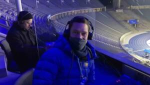 Berliner steigt ins ZDF-Sportstudio auf