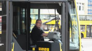 BVG steckt ihre Busfahrer jetzt hinter Glas