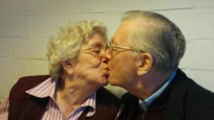 Irmchen und Rudi haben heute vor 65 Jahren JA gesagt – B.Z. gratuliert!
