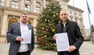 Berliner FDP will Weihnachtslockerungen für die Hauptstadt
