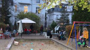 So sieht laut Polizei eine Corona-Party in Berlin aus …