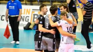 Netzhoppers ziehen für das Pokal-Halbfinale nach Potsdam um