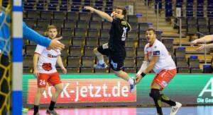 Füchse Berlin mühen sich zum Heimsieg gegen Dinamo Bukarest