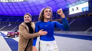 Derby-Sieg als Stimmungsaufheller bei Hertha