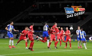Hertha gegen Union – Ausgeglichene Bilanz nach sechs Spielen