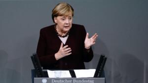 Merkel: Unterstützung des Staats nicht endlos fortzusetzen