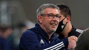 """Union-Coach Fischer mutig zum Derby: """"Es sind Emotionen"""""""