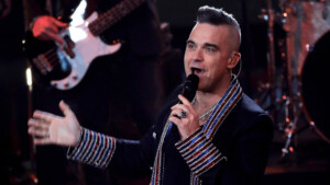Pop-Star Robbie Williams gründet neue Band