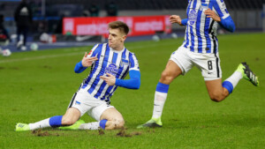 3:1! Piatek macht Hertha zum Derby-Sieger gegen Union