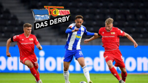 Hertha BSC – 1. FC Union Berlin im Liveticker