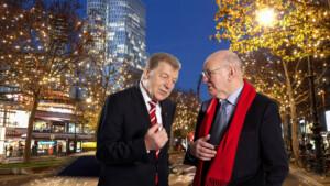 Sollten Berliner Hotels für Weihnachtsbesuche öffnen dürfen?