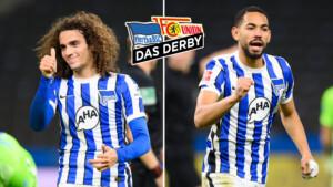 Zwei Hertha-Stars sind mehr wert als alle Unioner